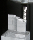 VMC Vertical Machining Center tooling capabilities